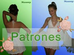 Delicadezas en crochet Gabriela: Patrón de punto para realizar solero juvenil