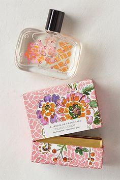 Fragonard Le Jardin Eau De Parfum - J'adore le parfum. Un jour, j'aurai du parfum Fragonard.
