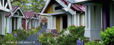 Tiny House Village   Sonoma County   Four Lights Tiny House Company