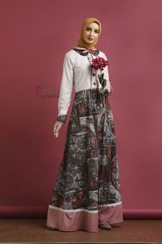 Happy Maker Machine by Simply looks Dress Detail Nursing friendly, Pockets, Rope ribbon on neck. Color & Fabric Brown struck satin cotton, Red plaid dobby cotton, Dusty pink toyobo cotton Wa Only 9000 8889 Dobby, Red Plaid, Dusty Pink, Muslim, Nursing, Ribbon, Satin, Pockets, Detail