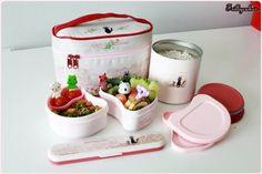 Frillycakes: Review ~ Jiji Thermal Bento Box Set - Kiki's Delivery Service