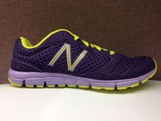New Balance Women's W630 PY2 (purple/neon yellow) Sz 7 B US New Balance. $49.99