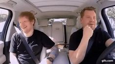 Ed's laugh will brighten up your day