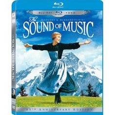 Sound of Music BluRay - The behind the scenes footage is priceless.