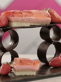 Recipes - Zumbo's Just Desserts - Zumbo's Just Desserts, Fancy Desserts, No Cook Desserts, Dessert Recipes, Adriano Zumbo Cakes, Zumbo Desserts, Patisserie Design, Mousse Dessert, Pastry Shop