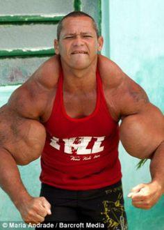 Gym time on Pinterest | Bodybuilder, Arnold Schwarzenegger