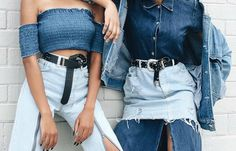 We used to dread jeans shopping too! The struggle is real! Here's the trick that will make jeans shopping easier. Struggle Is Real, Denim Skirt, Jeans, Skirts, How To Make, Shopping, Style, Fashion, Moda