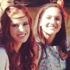 CANDELARIA MOLFESE # LODOVICA COMELO# Disney Channel# Violetta