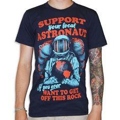 Exploration tees shirts