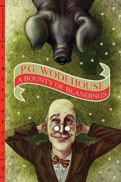 A Bounty of Blandings - P. G. Wodehouse