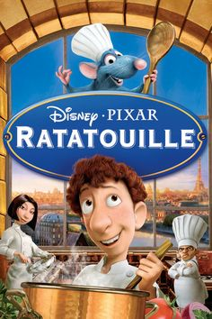 Remy (Patton Oswalt), a resident of Paris, appreciates good food and has quite a sophisticated palate. He would love to become a chef so he can create and enjoy culinary masterpieces to his heart's delight. The only problem is, Remy is a rat. When he winds up in the sewer beneath one of Paris' finest restaurants, the rodent gourmet finds himself ideally placed to realize his dream.