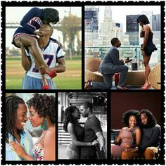 The football player though. My True Love, Real Love, Beautiful Couple, Black Is Beautiful, Just Love, Basketball Couples, Cute Black Couples, Black Love, Black Art