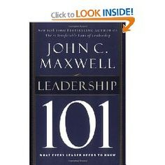 Any John C. Maxwell book is a book I think is worth reading!!  Love his leadership books the most.