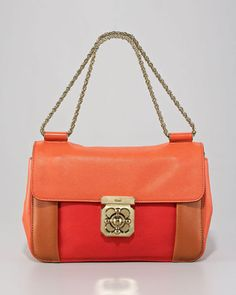 ShopStyle: Chloe Elsie Shoulder Bag,Medium