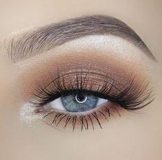 Natürlicher Make-up-Look - Prom Makeup Looks Gorgeous Makeup, Pretty Makeup, Simple Makeup, Makeup Goals, Makeup Tips, Makeup Ideas, Makeup Style, Makeup Tutorials, Makeup Designs