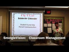 SmorgieVision: Classroom Management - YouTube