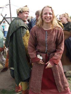Rus kaftan coat. (not really a female garment)    Vibeke