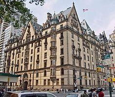 buildings, manhattan, dakota build, nyc, new york city, homes, apartments, york citi, john lennon