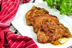 Schab pieczony w ketchupie Tandoori Chicken, Ethnic Recipes, Food, Dish, Essen, Meals, Yemek, Eten