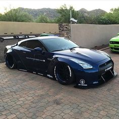 When Style Meets Performance: Exotic Cars 101 Nissan Gt R, Nissan Skyline Gt R, New Sports Cars, Exotic Sports Cars, Sport Cars, Exotic Cars, Tuner Cars, Jdm Cars, R35 Gtr
