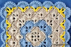 [Free Pattern] Learn A New Crochet Stitch: Quilt Motifs - Knit And Crochet Daily
