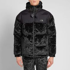 The North Face Black Series Urban Velvet Nuptse Jacket 24b755718