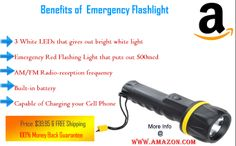 Emergency Safety Flashlight for sale. With 100% Money Back Guarantee & FREE Shipping.Limited offer .Pls contact us soon.