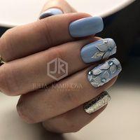 1,320 отметок «Нравится», 3 комментариев — Маникюр / Ногти / Мастера (@nail_art_club_) в Instagram: «#Repost @miraten_nails ・・・ #miraten_nails #комбинированныйманикюр #чистыйманикюр #безопасныйманикюр…»