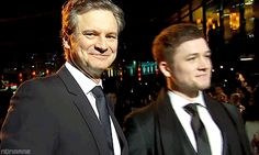 How to Land a Sugar Daddy: Lesson TwoBy Professor Taron Egerton(Any sourcing help is much appreciated T^TSource)