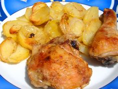 Hungarian Recipes, Chicken Wings, Poultry, Comb, Food And Drink, Potatoes, Vegetables, Petra, Hungarian Cuisine