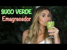 Suco verde para emagrecer | Nutri Izabelle Coe - YouTube