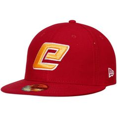 Men s Spain Baseball New Era Scarlet World Baseball Classic Qualifier Team  59FIFTY Fitted Hat ed2828033d1