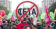 TTIP und Ceta - Mehr als 100.000 Menschen demonstrieren gegen Handelsabkommen - http://ift.tt/2cRMLOR