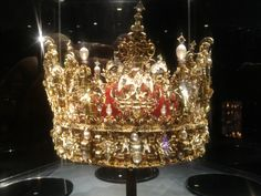 King Christian IV's crown from 1596.