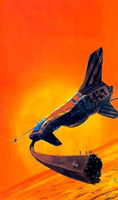 """ ""Railrunner // Chris Foss "" """