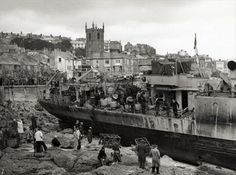 H And M St Ives SS Alba agrround off the Island, St Ives. | Cornwall | Pinterest ...