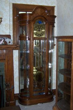 1000 Images About Grandfather Clock On Pinterest