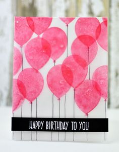 Birthday Greetings Stamp Set Card makers always need a variety of birthday sentiments, since it is one of the most popular occasions for sending cards! This will be an amazing set to add to your collection. It includes birthday g Envelopes, Karten Diy, Birthday Sentiments, Bday Cards, Birthday Greetings, Card Birthday, Balloon Birthday, Birthday Sayings, Birthday Humorous