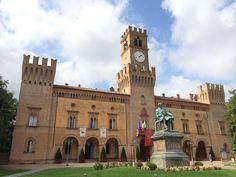 Galerie: Auf den Spuren von Giuseppe #Verdi. Reise durch die Emilia Romagna. Geburt – Wirken – Sterben.