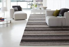 JAB ANSTOETZ - Carpets » Carpets » hand-made carpets » Spotline » Multi