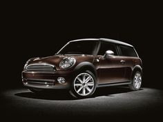 #6. 2008 MiniCooper Clubman - Hot Chocolate. My first lease.