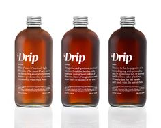 Packaging / lovely package drip maple syrup 1