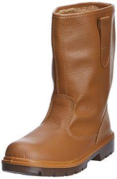 Dickies Fur Lined Rigger, Chaussures de sécurité Homme