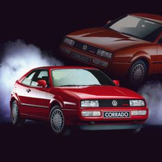 The Ten Best Cars You Never See On The Road Anymore. VW Corrado VR6.