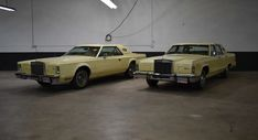 Vintage Cars, Vintage Auto, Automatic Transmission, Lincoln, Two By Two, Pairs, Delivery, Classic Cars, Retro Cars