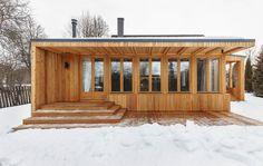 Country House in Tarusa Renovation / Architectural bureau PROJECT905, © Sergey Krasyuk