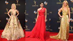 Emmys 2016: Mis favoritos de la red carpet.