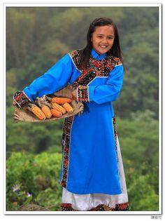Bunun Aborigine, Taiwan