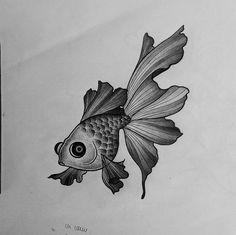 il est tout frais mon poisson japonais dispo pour tre tatou contact pour dessin tattoo. Black Bedroom Furniture Sets. Home Design Ideas