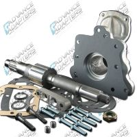 50-2400 : GM SM420 4 speed manual transmission to the Jeep Dana 18 / 20 with 6 spline drive gear, (new SM420 main shaft design adapter kit)....